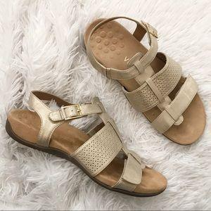 Vionic Goldie Backstrap Velcro Sandal